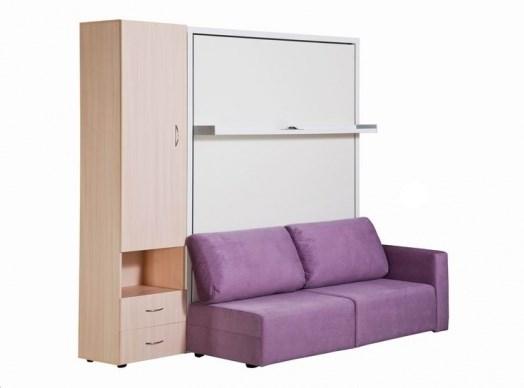 кровать трансформер Smart кровать диваншкаф в москве купить с